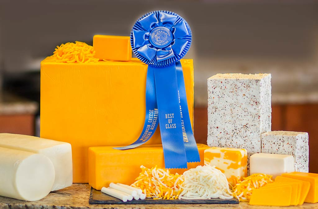 Congratulations to Kewaunee County's Award-winning Cheesemakers