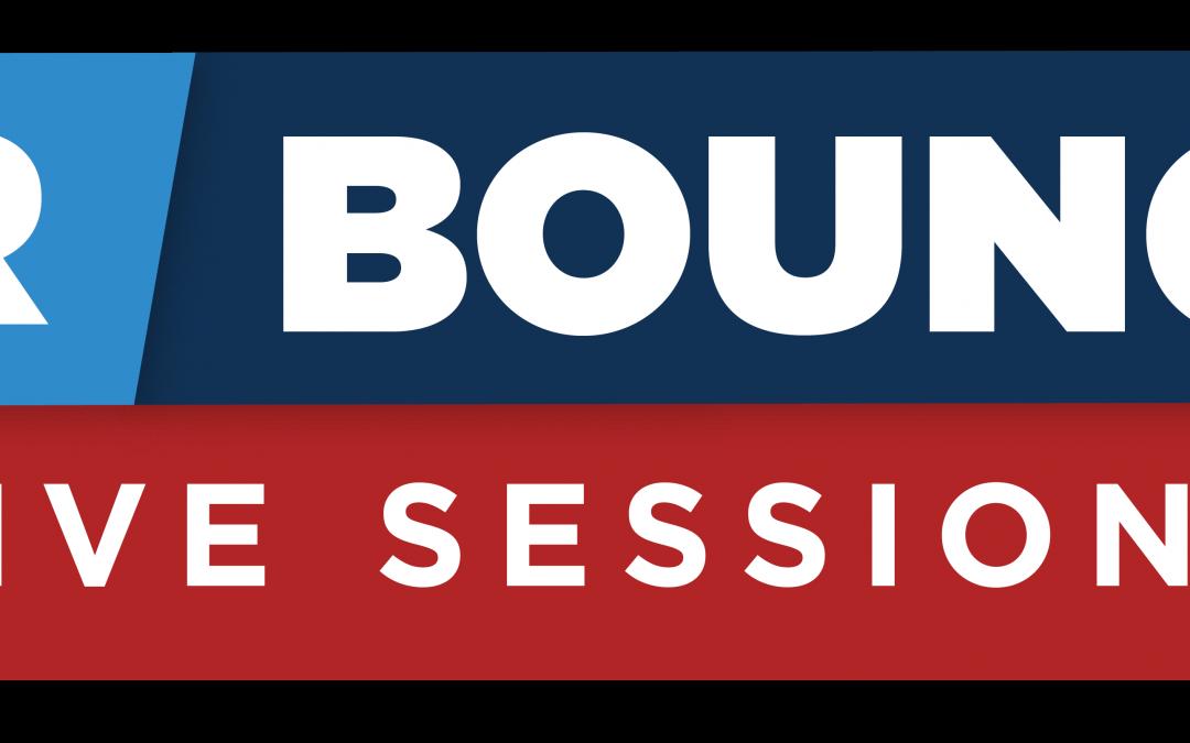 Badger Bounceback Live Sessions Begin March 18, 2021
