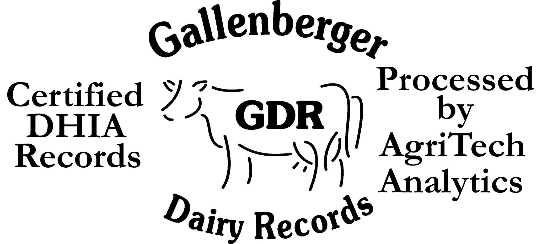 Gallenberger Dairy Records