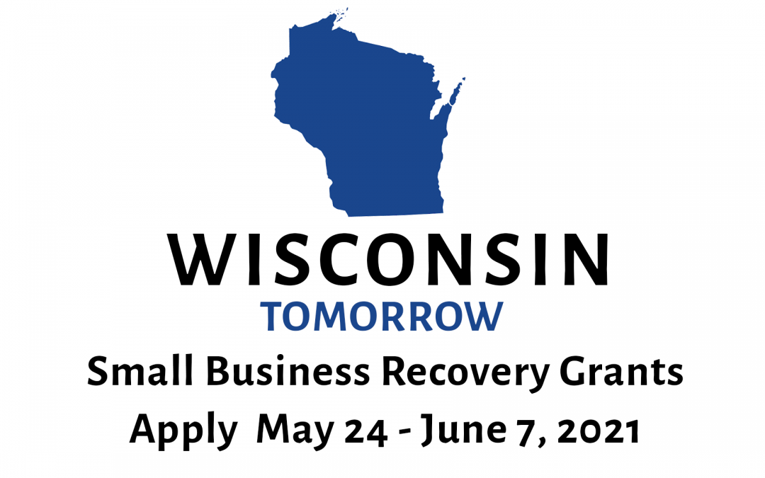 Gov. Evers Announces Application Dates for $420 Million in Wisconsin Tomorrow Small Business Recovery Grants